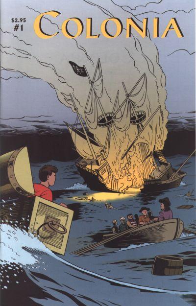Cover for Colonia (Colonia Press, 1998 series) #1