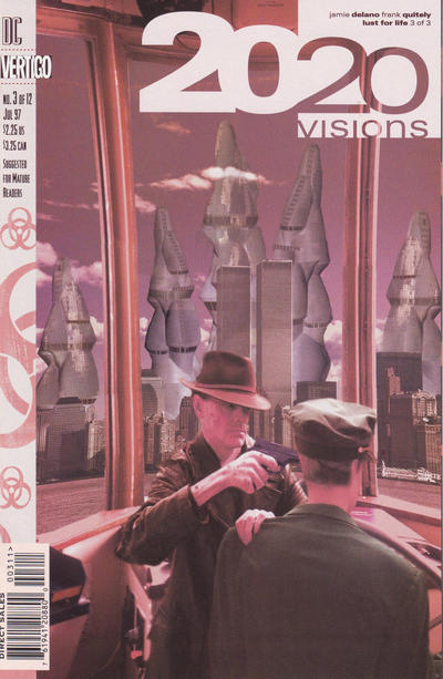 Cover for 2020 Visions (DC, 1997 series) #3