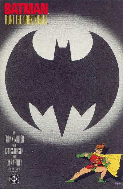 Cover for Batman: The Dark Knight (DC, 1986 series) #3