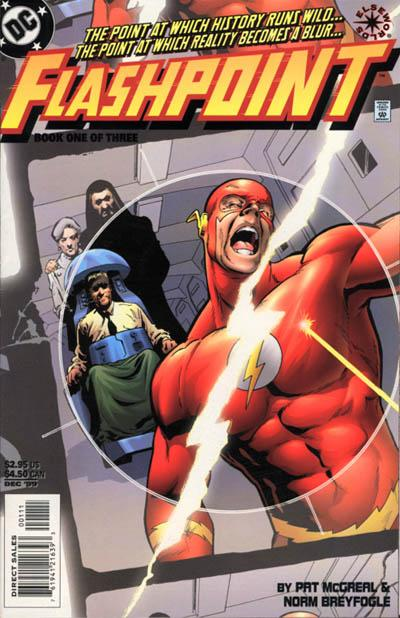 Cover for Flashpoint (DC, 1999 series) #1