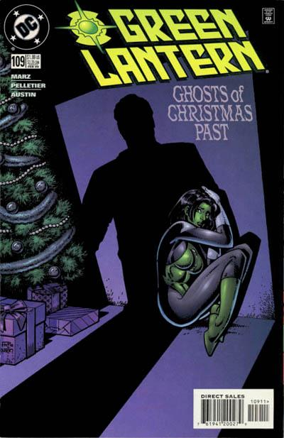 Cover for Green Lantern (DC, 1990 series) #109