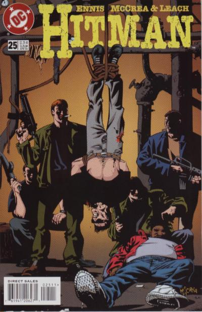 Cover for Hitman (DC, 1996 series) #25