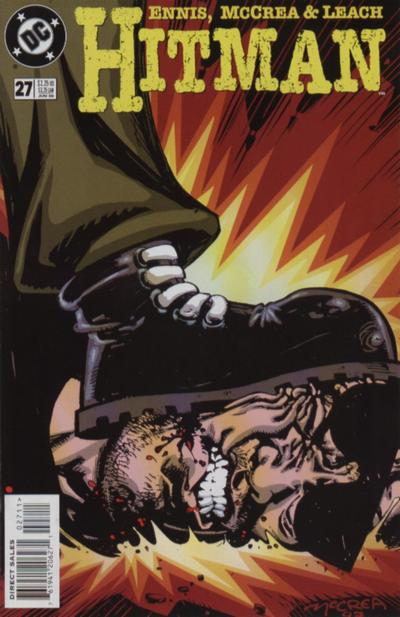 Cover for Hitman (DC, 1996 series) #27