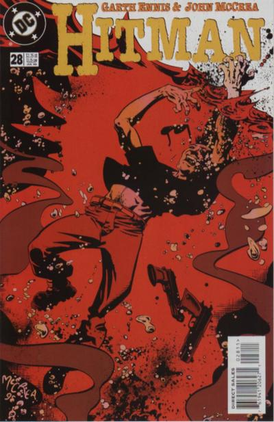Cover for Hitman (DC, 1996 series) #28