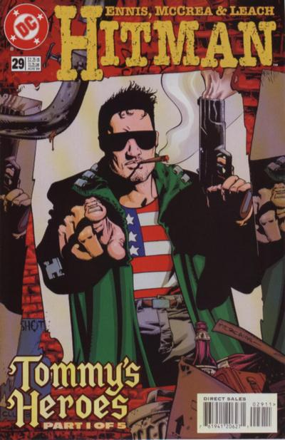 Cover for Hitman (DC, 1996 series) #29