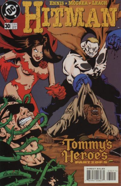 Cover for Hitman (DC, 1996 series) #30