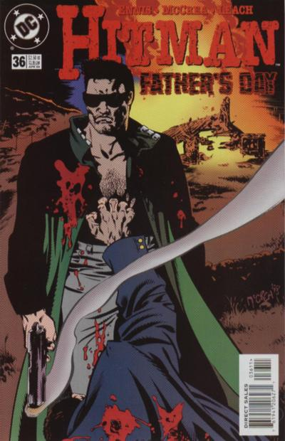 Cover for Hitman (DC, 1996 series) #36