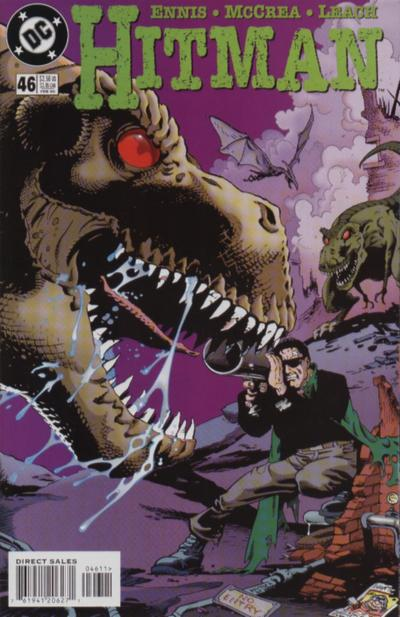 Cover for Hitman (DC, 1996 series) #46