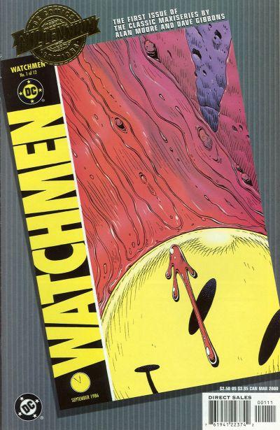 Cover for Millennium Edition: Watchmen #1 (DC, 2000 series)