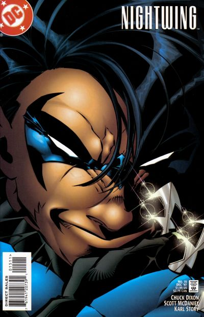 Cover for Nightwing (DC, 1996 series) #15