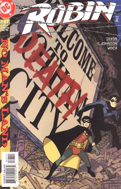 Cover for Robin (DC, 1993 series) #67