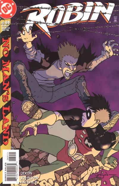 Cover for Robin (DC, 1993 series) #69