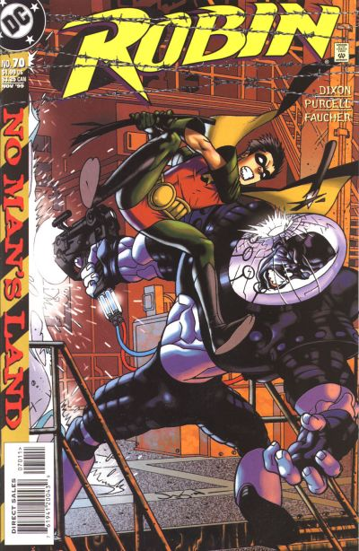Cover for Robin (DC, 1993 series) #70