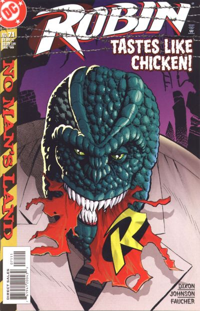 Cover for Robin (DC, 1993 series) #71