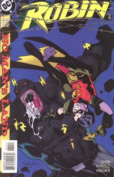 Cover for Robin (DC, 1993 series) #72