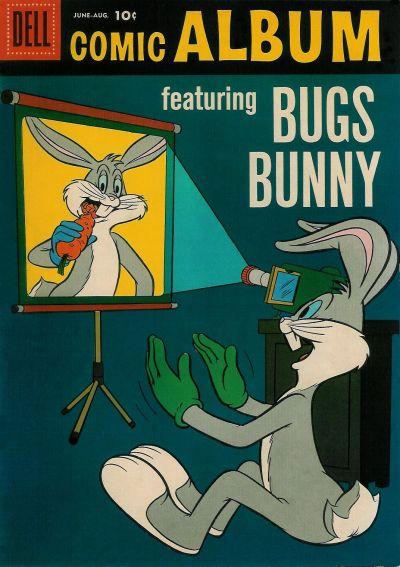Cover for Comic Album (Dell, 1958 series) #2