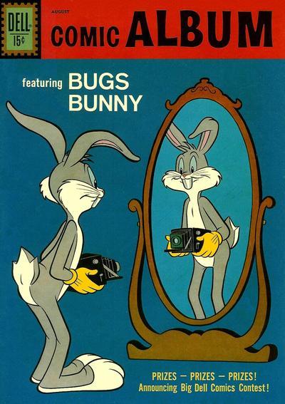 Cover for Comic Album (Dell, 1958 series) #14