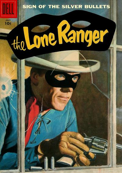Cover for The Lone Ranger (Dell, 1948 series) #109