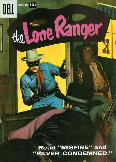 Cover for The Lone Ranger (Dell, 1948 series) #111