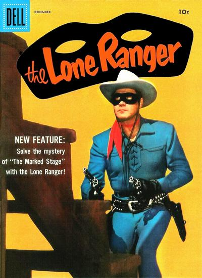 Cover for The Lone Ranger (Dell, 1948 series) #114