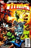 Cover for Titans (DC, 2008 series) #10