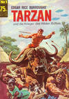 Cover for Tarzan (BSV - Williams, 1965 series) #1