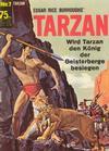Cover for Tarzan (BSV - Williams, 1965 series) #7
