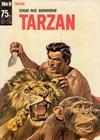 Cover for Tarzan (BSV - Williams, 1965 series) #8