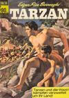 Cover for Tarzan (BSV - Williams, 1965 series) #20