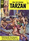 Cover for Tarzan (BSV - Williams, 1965 series) #35