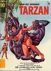 Cover for Tarzan (BSV - Williams, 1965 series) #38