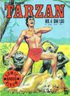 Cover for Tarzan (BSV - Williams, 1969 series) #4