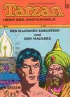 Cover for Tarzan (BSV - Williams, 1969 series) #14