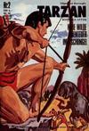 Cover for Tarzan (BSV - Williams, 1971 series) #2