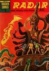 Cover for Taschencomics (BSV - Williams, 1966 series) #6 - Radar - Der Mann aus dem All