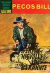 Cover for Taschencomics (BSV - Williams, 1966 series) #7 - Pecos Bill - Der geheimnisvolle Unbekannte