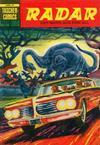 Cover for Taschencomics (BSV - Williams, 1966 series) #10 - Radar - Der Mann aus dem All