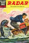 Cover for Taschencomics (BSV - Williams, 1966 series) #11 - Radar - Der Mann aus dem All