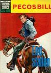Cover for Taschencomics (BSV - Williams, 1966 series) #14 - Pecos Bill - Endstation