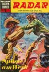 Cover for Taschencomics (BSV - Williams, 1966 series) #17 - Radar - Spione am Werk