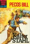 Cover for Taschencomics (BSV - Williams, 1966 series) #19 - Pecos Bill - Kalter Stahl