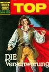 Cover for Taschencomics (BSV - Williams, 1966 series) #20 - Top - Die Verschwörung