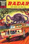 Cover for Taschencomics (BSV - Williams, 1966 series) #21 - Radar - Niagara