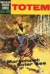 Cover for Taschencomics (BSV - Williams, 1966 series) #22 - Totem - Marschziel: Roter See