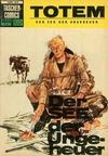 Cover for Taschencomics (BSV - Williams, 1966 series) #24 - Totem - Der See der Ungeheuer