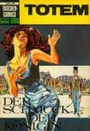 Cover for Taschencomics (BSV - Williams, 1966 series) #25 - Totem - Der Schmuck der Königin