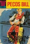 Cover for Taschencomics (BSV - Williams, 1966 series) #26 - Pecos Bill - Der Aussenseiter