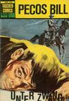Cover for Taschencomics (BSV - Williams, 1966 series) #28 - Pecos Bill - Unter Zwang