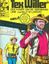 Cover for Tex Willer (BSV - Williams, 1971 series) #2