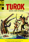 Cover for Turok (BSV - Williams, 1967 series) #8